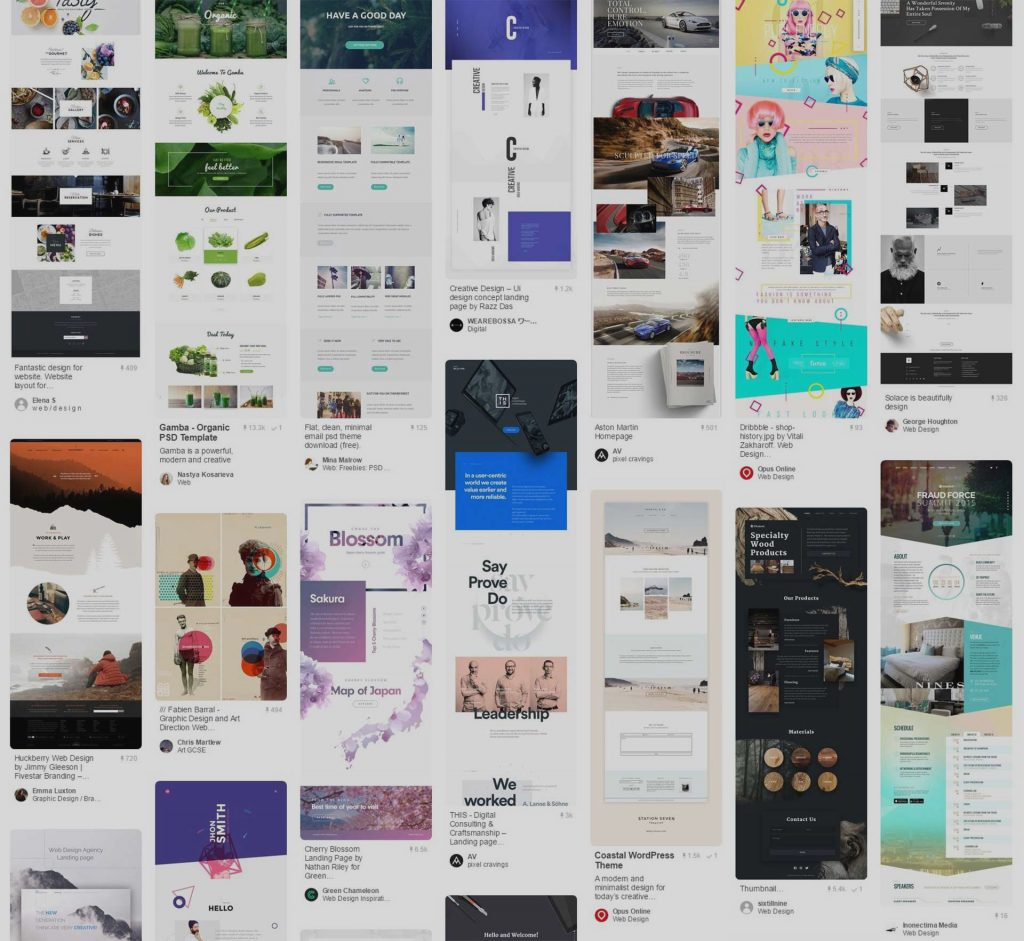 Divi 100 Collections