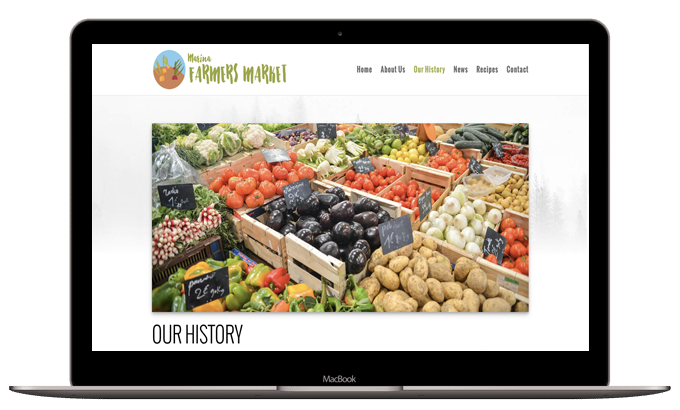 Farmers Market Kit – History