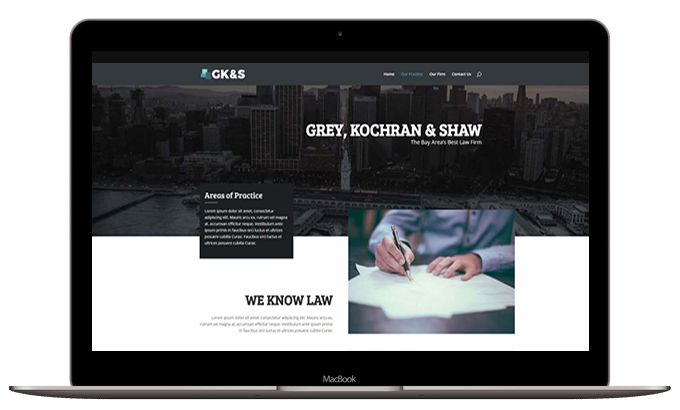 Attorney Layout #1 – Our Practice