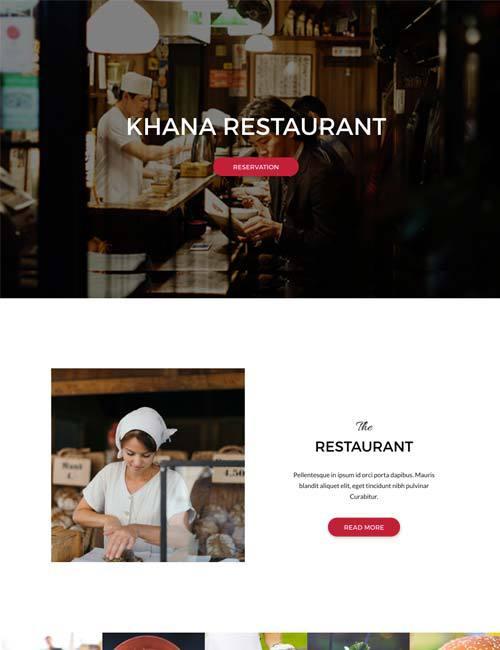 Restaurant 2 Layout