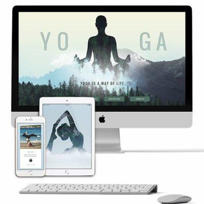 Yoga Studio Layout