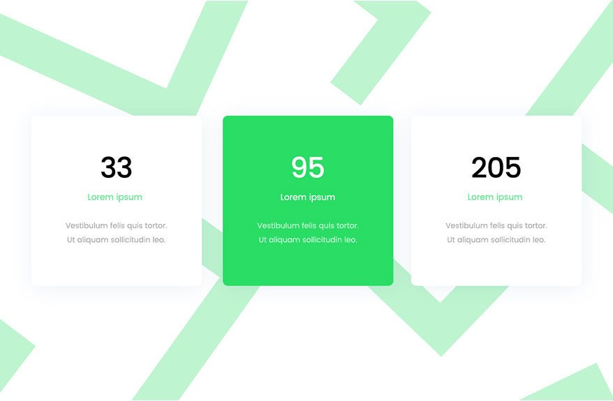 Divi Number Counter Modules