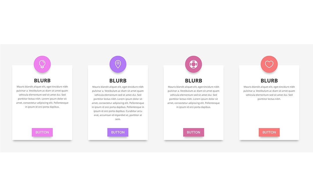 Pixel Perfect Blurbs Module