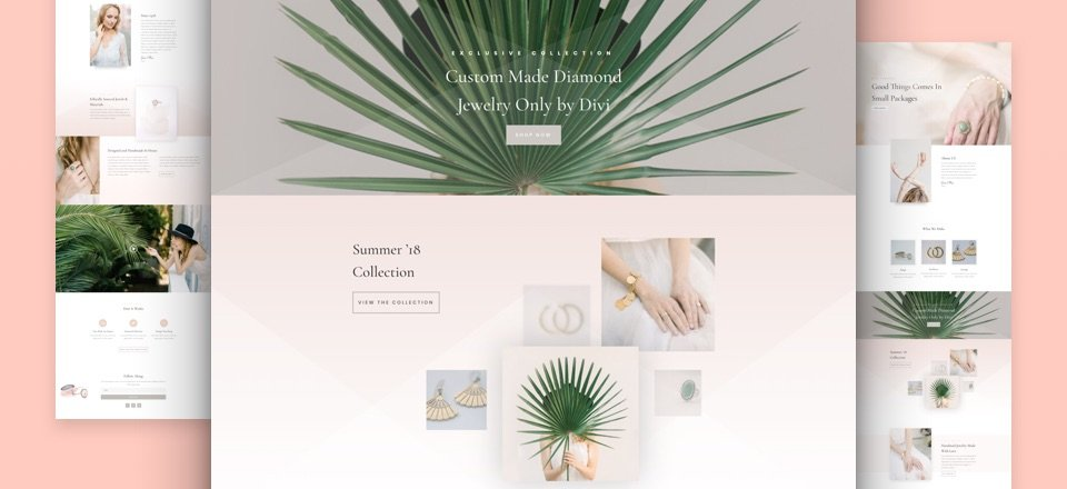 Jeweler Layout Pack