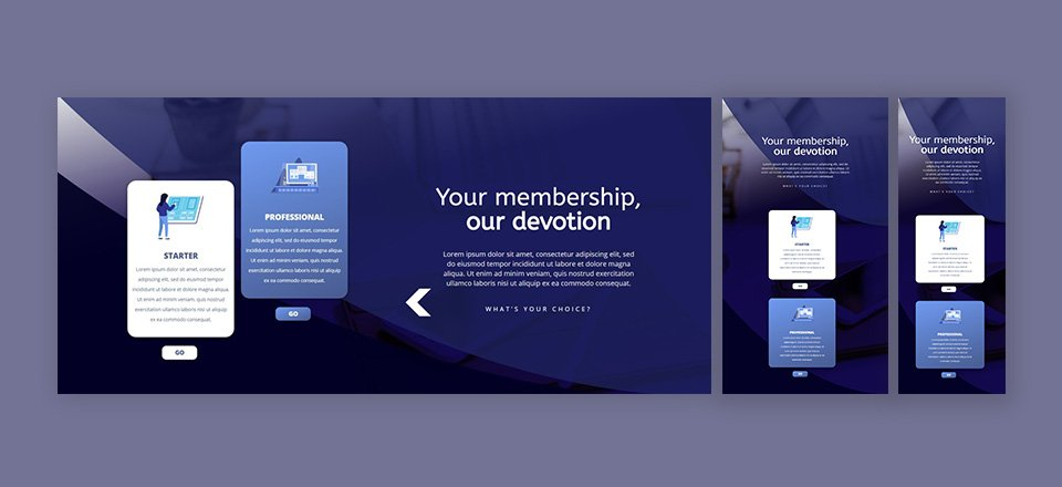 Creatively Highlight your Membership Deals