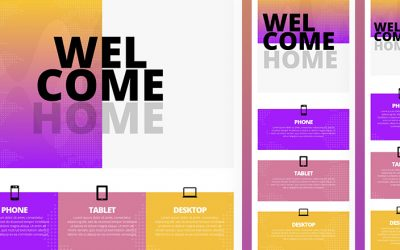Bold & Colorful Websites with Divi