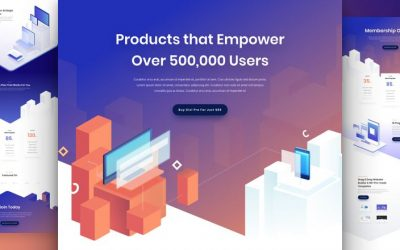 Digital Product Layout Pack