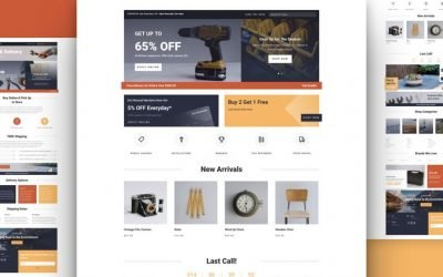 Hardware Store Layout Pack