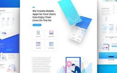App Developer Layout Pack