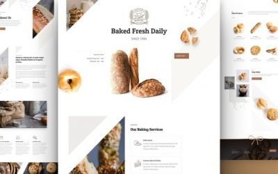 Bakery Layout Pack