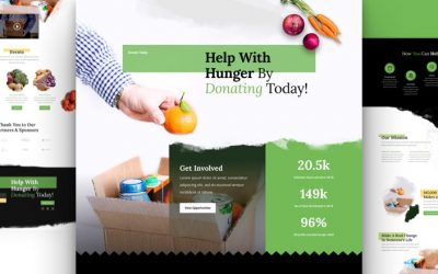 Food Bank Layout Pack