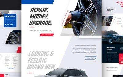 Mechanic Layout Pack