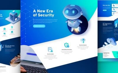 Cyber Security Layout Pack