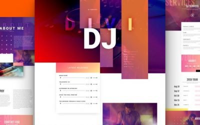 DJ Layout Pack