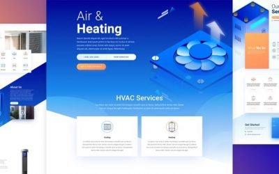 HVAC Layout Pack