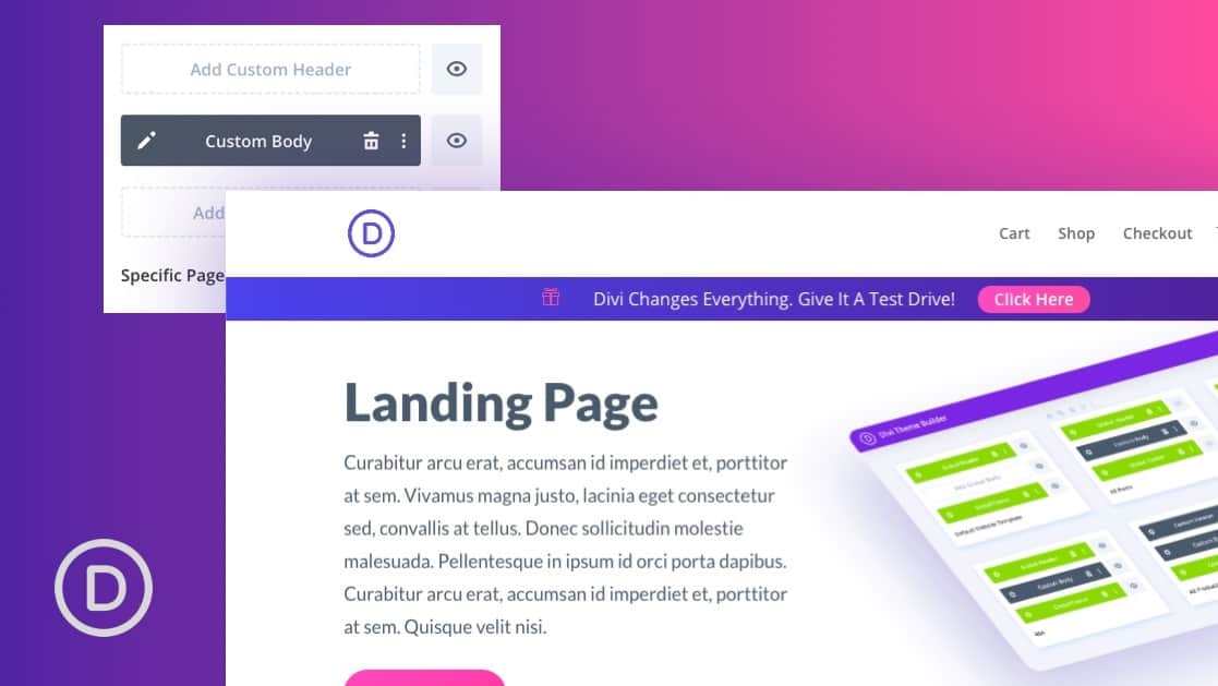 Unique Column Layouts in Divi