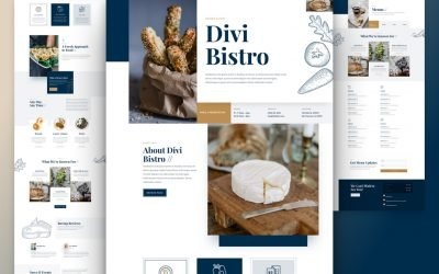 Bistro Layout Pack