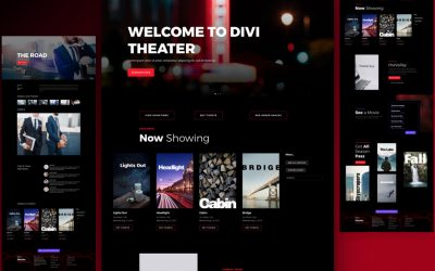 Movie Theatre Layout Pack