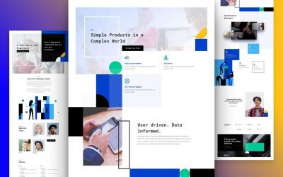 Startup Layout Pack