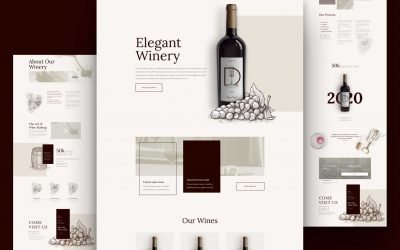 Winery Layout Pack