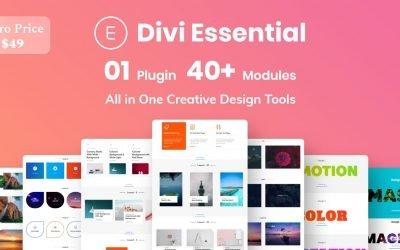 Divi Essential – $49