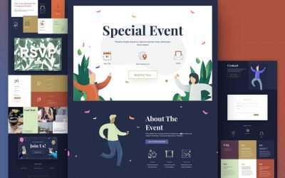 Event Layout Pack