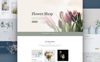 Florist Layout Pack