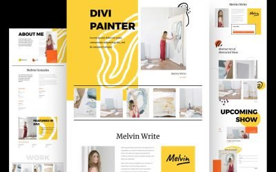 Painter Layout Pack