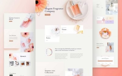 Perfumery Layout Pack
