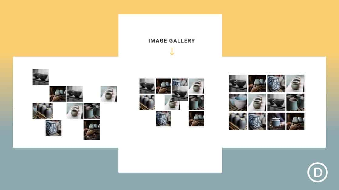 Reveal Image Gallery with a Sliding Puzzle Scroll Effect