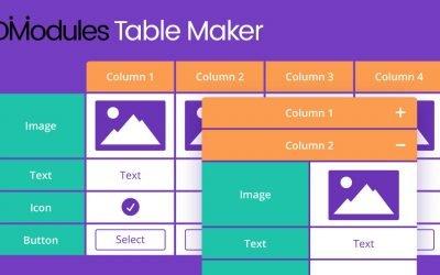 Table Maker – $35
