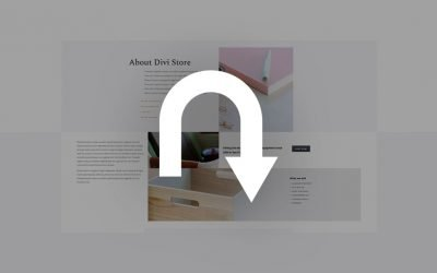 Animated Page Transitions with Divi's Theme Builder