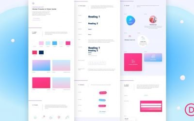 Global Presets for Candy Shop Layout Pack