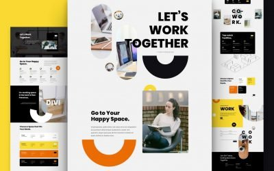 Coworking Space Layout Pack