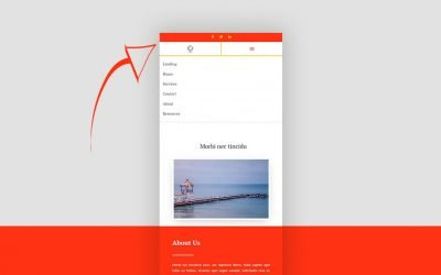 Fixed Header with Divi's Position Options