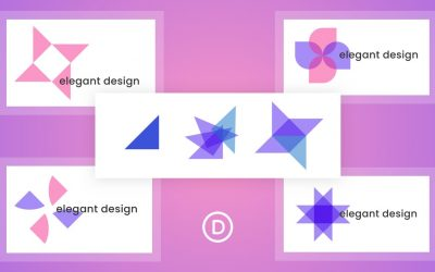 Create and Animate CSS Shapes in Divi