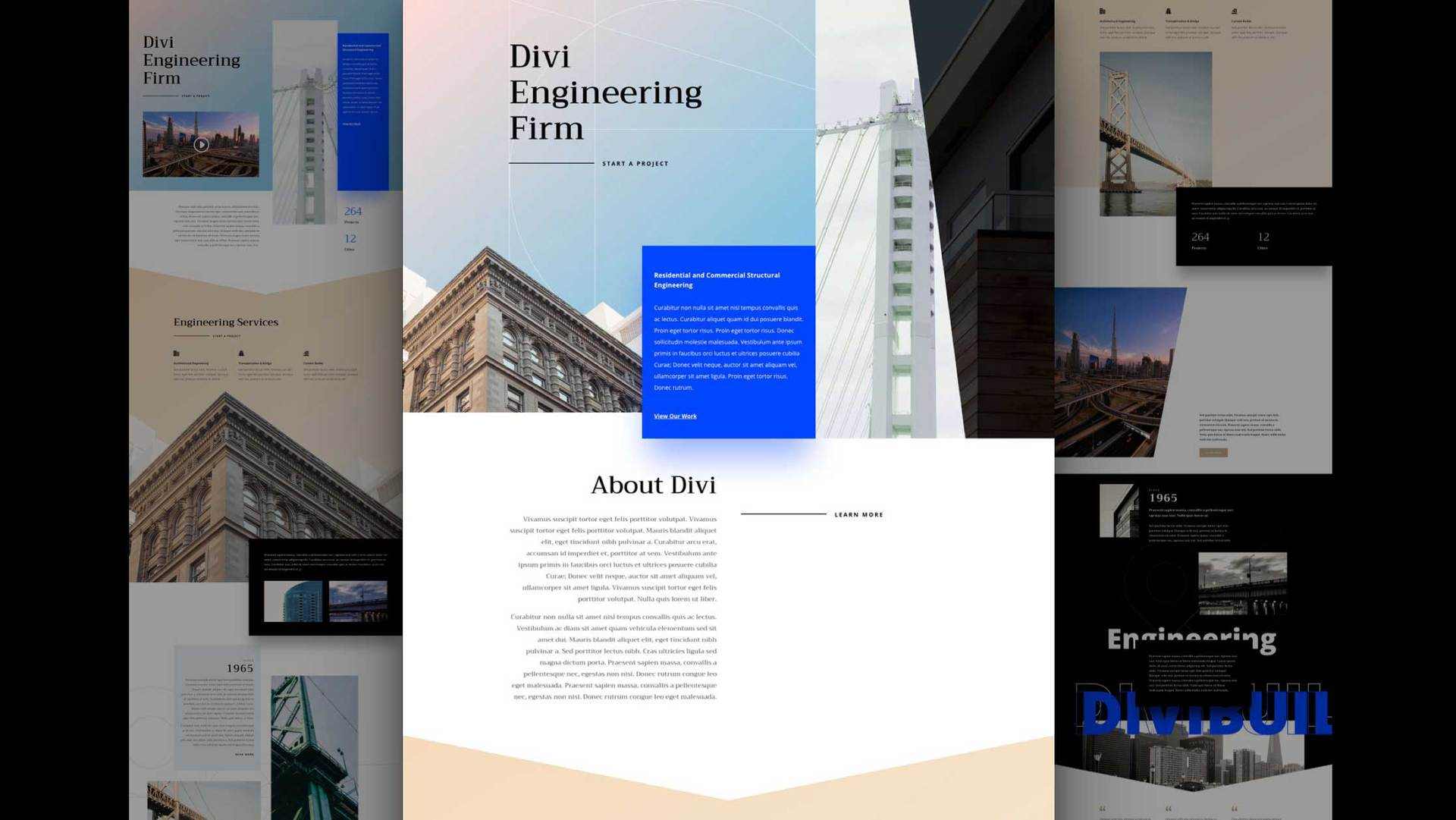 Engineering Firm Layout Pack